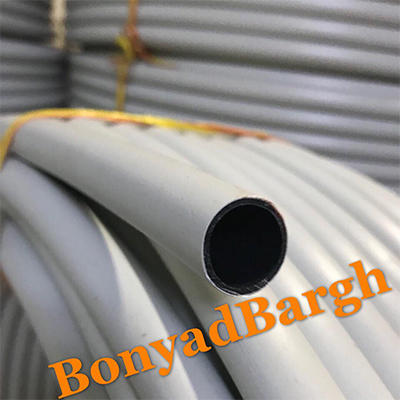 Pole-amide-collapse-double-capping pipe